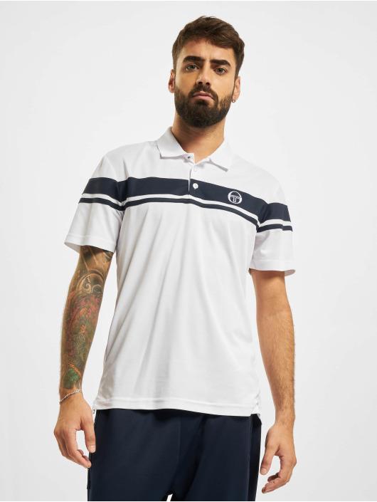 Sergio Tacchini Poloshirt Young Line Pro Polo Y/Dyed white