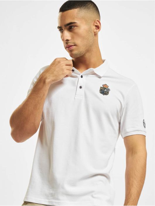 Sergio Tacchini Poloshirt Fancher Mc white