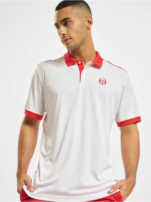 Sergio Tacchini Poloshirt Club Tech white