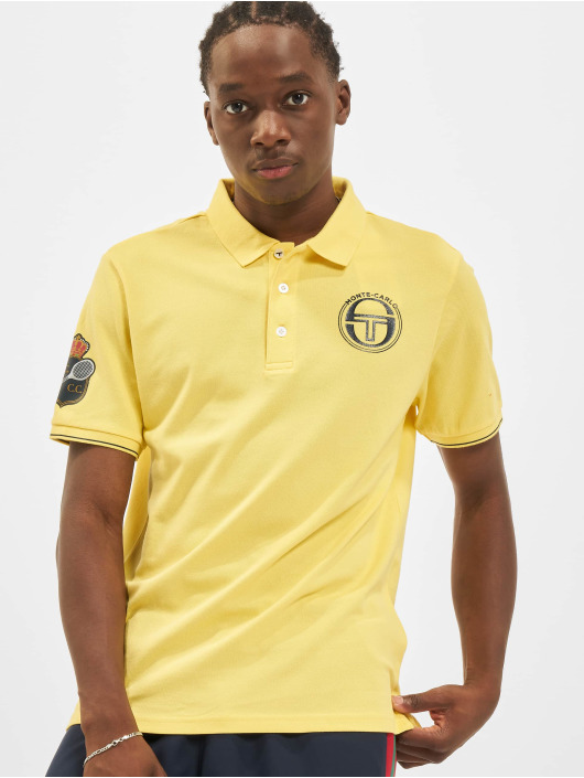 Sergio Tacchini Poloshirt Frisco Mc Staff yellow