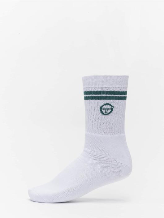 Sergio Tacchini Ponožky Supermac biela