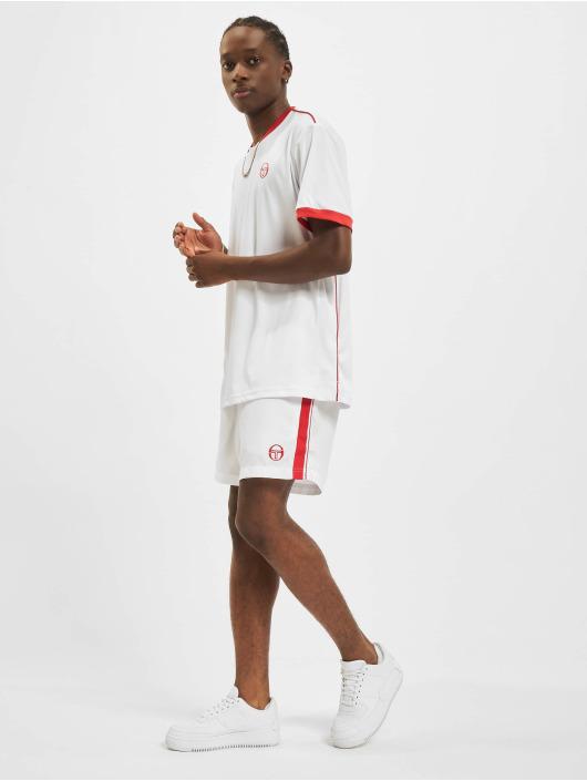 Sergio Tacchini Short Young Line Pro white