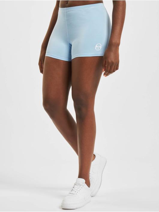Sergio Tacchini Shorts Pro blau