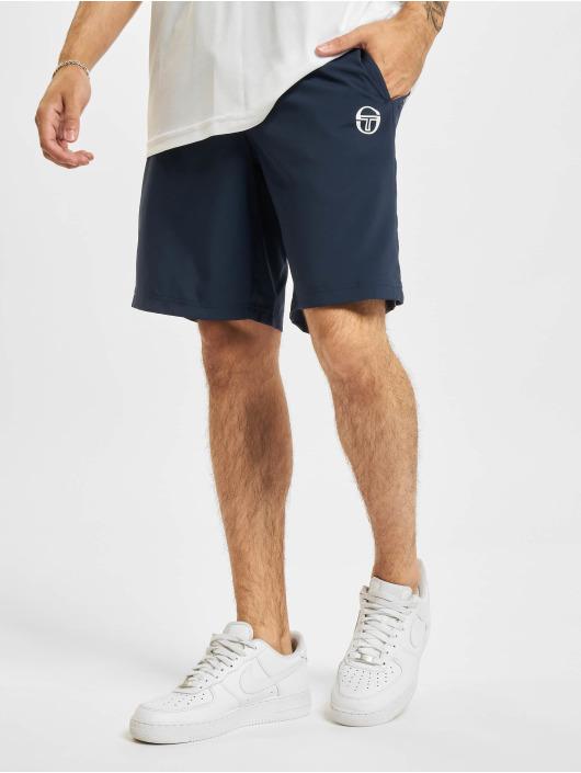 Sergio Tacchini Shorts Club Tech blau