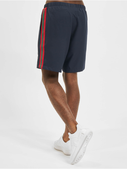 Sergio Tacchini Shorts Figure Mc blau