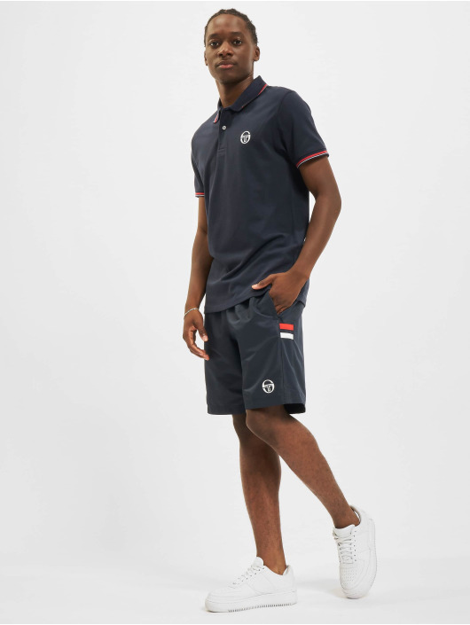 Sergio Tacchini shorts Futani blauw