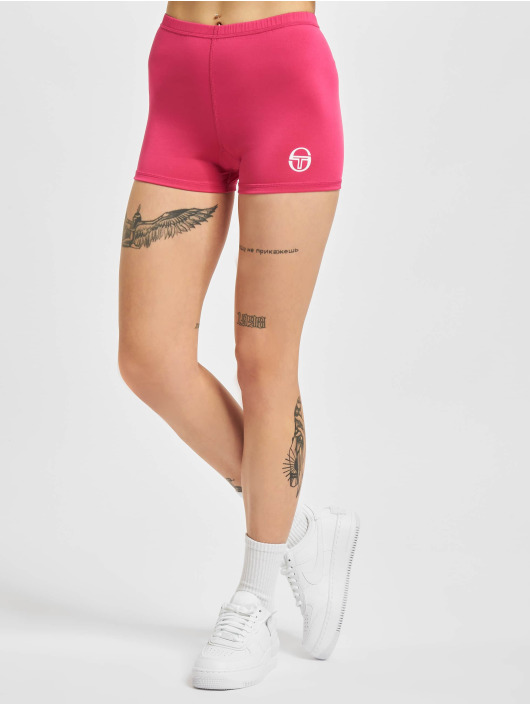 Sergio Tacchini Shorts Pro pink