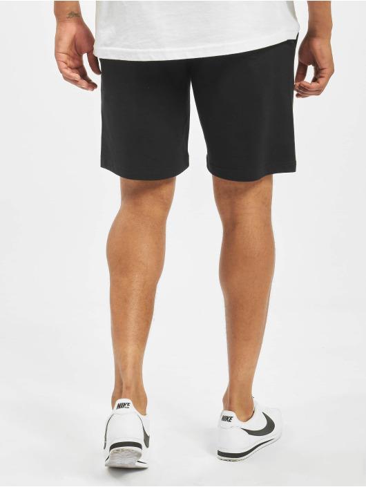 Sergio Tacchini Shorts Oasis schwarz