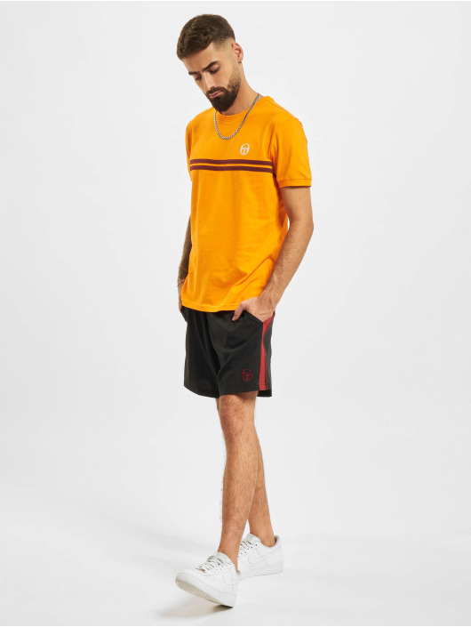 Sergio Tacchini Shorts Young Line Pro schwarz