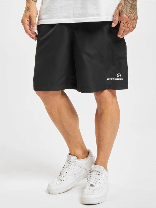 Sergio Tacchini Shorts Rob 021 schwarz