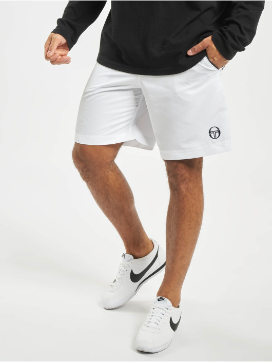 Sergio Tacchini Shorts Rob 017 weiß