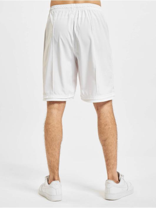 Sergio Tacchini Shorts Chevron weiß