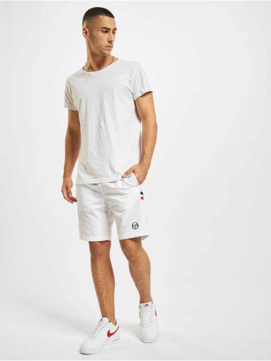 Sergio Tacchini Shorts Futani weiß