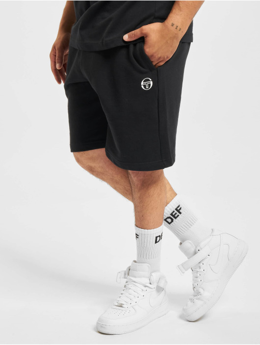 Sergio Tacchini shorts Avocado zwart