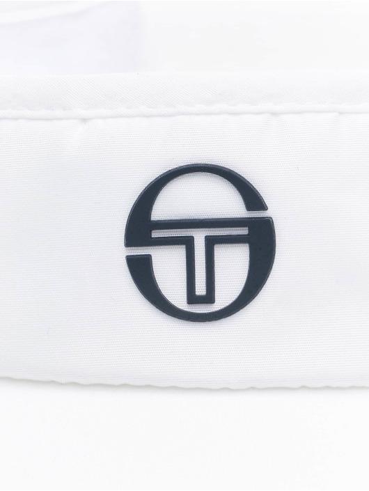 Sergio Tacchini Snapback Cap Pro Visor white