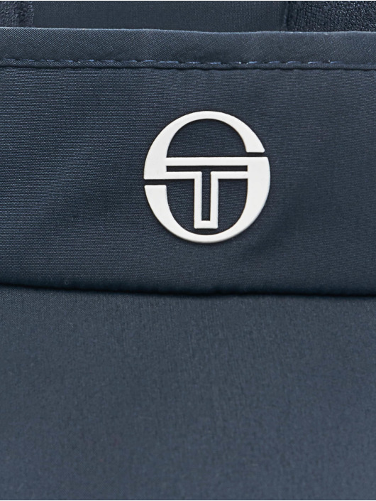 Sergio Tacchini Snapback Caps Pro blå