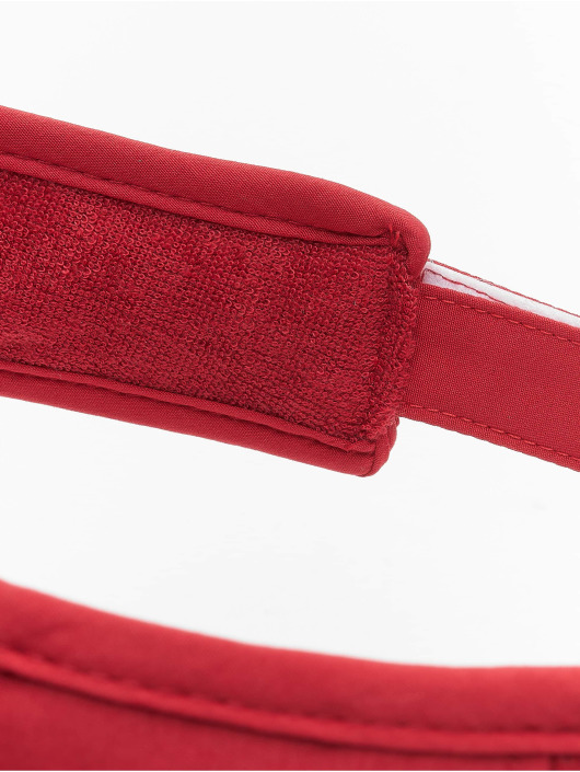 Sergio Tacchini Snapback Caps Pro czerwony