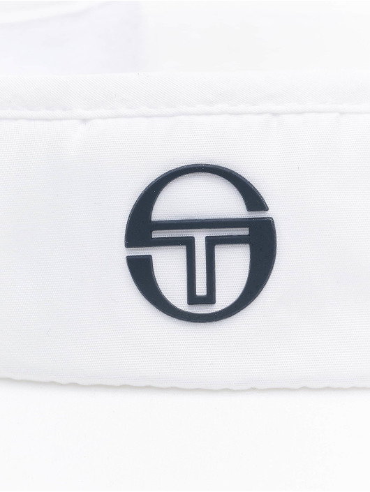Sergio Tacchini Snapback Caps Pro Visor hvid