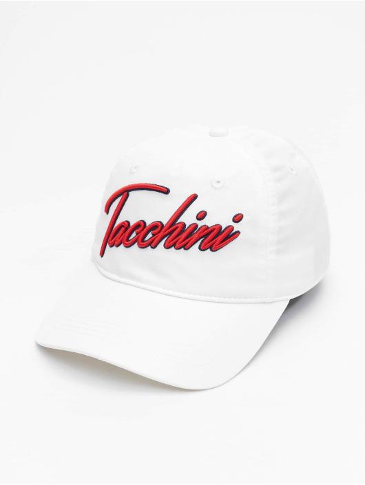 Sergio Tacchini Snapback Caps Flight hvit