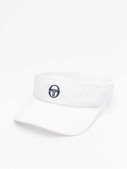 Sergio Tacchini Snapback Caps Pro Visor hvit