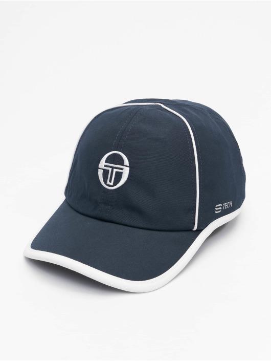 Sergio Tacchini Snapback Caps Club Tech niebieski