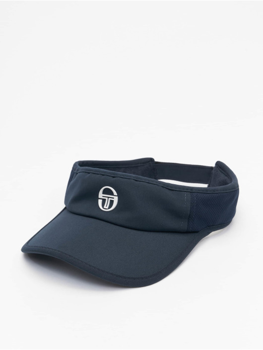 Sergio Tacchini Snapback Caps Pro niebieski