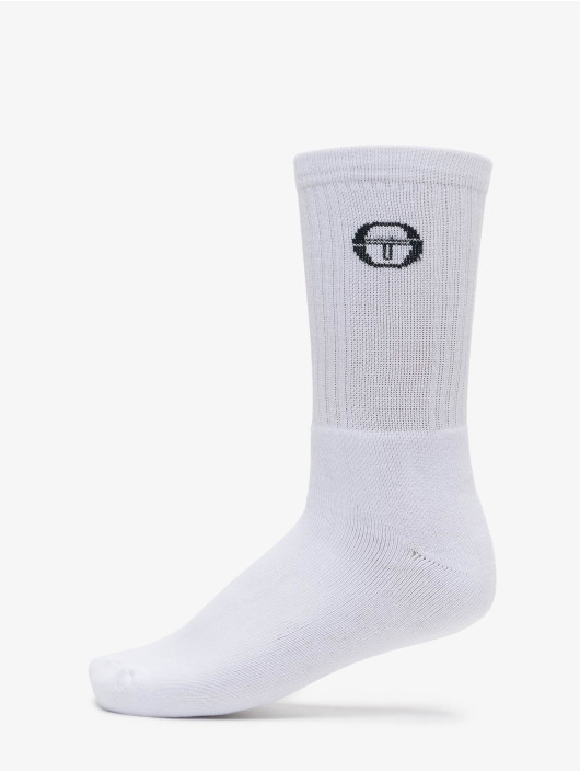 Sergio Tacchini Socken Pro weiß