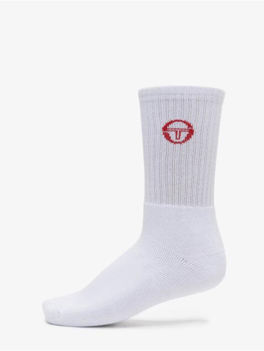 Sergio Tacchini Socks Training white