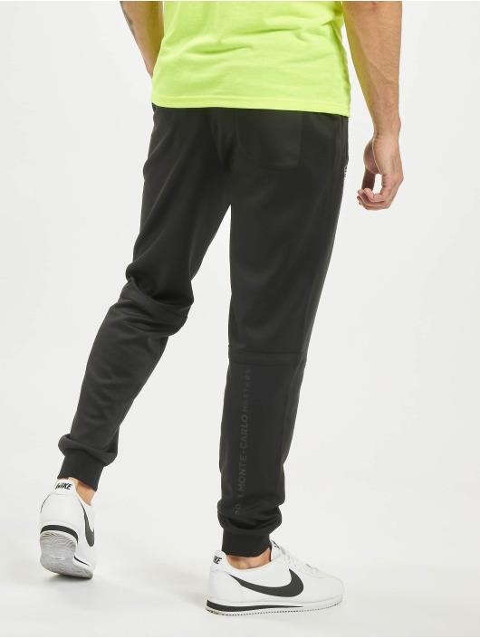 Sergio Tacchini Spodnie do joggingu New Ilo czarny