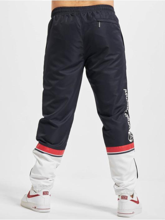 Sergio Tacchini Spodnie do joggingu Almond Pl niebieski