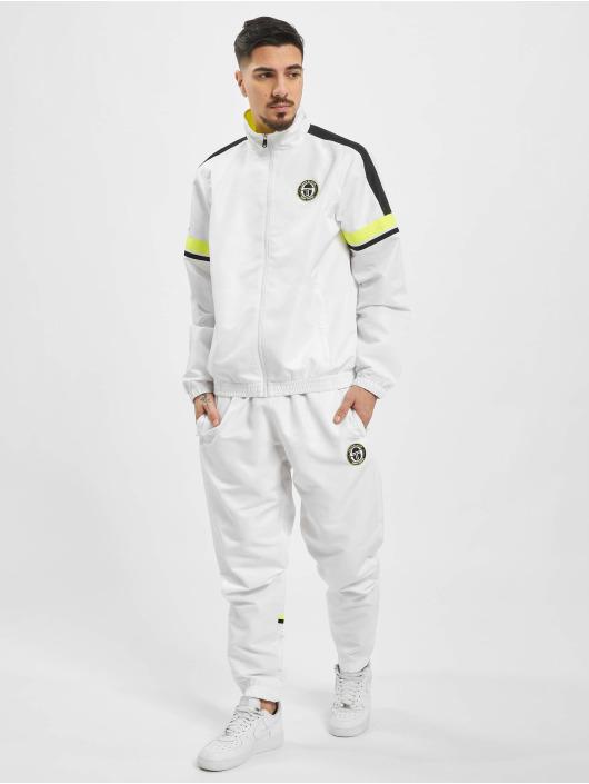 Sergio Tacchini Suits Team Platin Cryo white