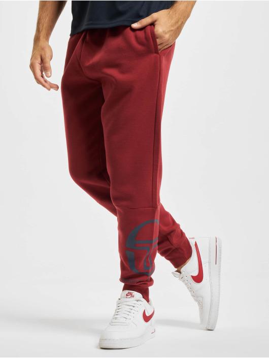 Sergio Tacchini Sweat Pant Itzal red