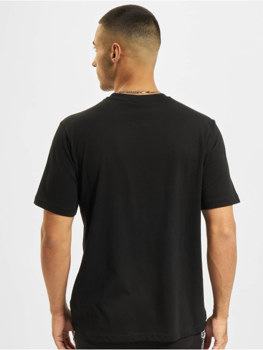 Sergio Tacchini T-paidat Sergio musta