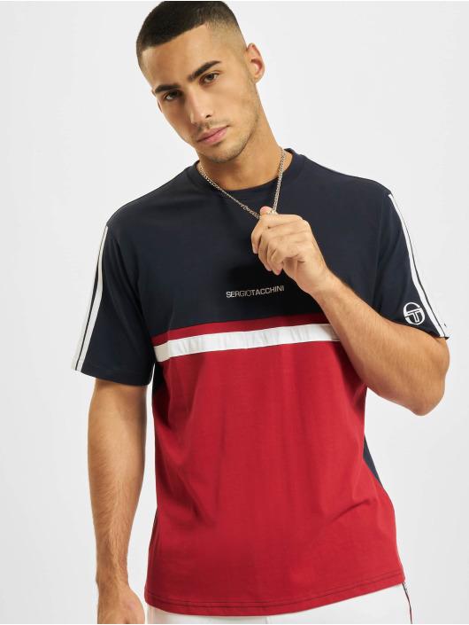 Sergio Tacchini T-shirt Duncan blå