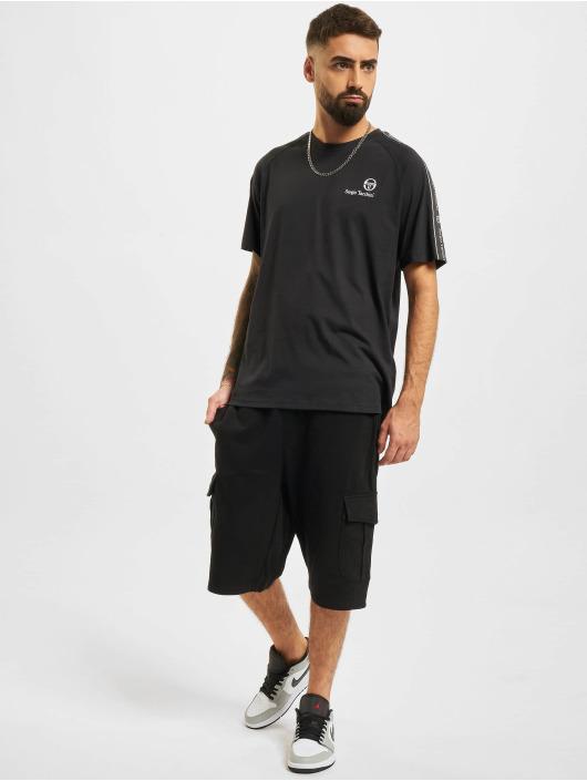 Sergio Tacchini T-Shirt Figaro black