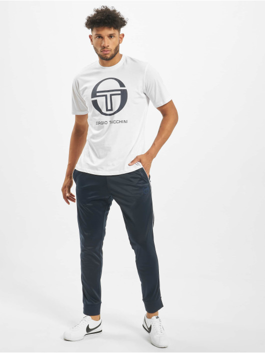 Sergio Tacchini T-Shirt Iberis blanc