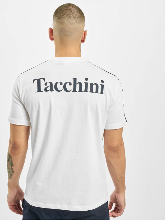 Sergio Tacchini T-Shirt Dalilo blanc