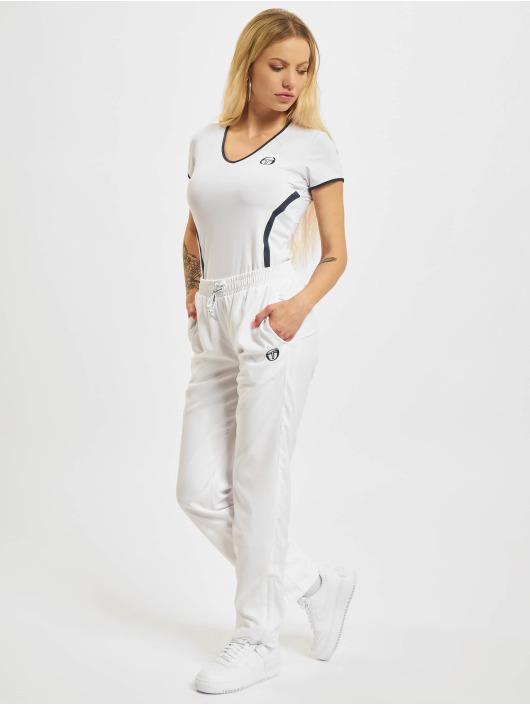 Sergio Tacchini T-Shirt Eva blanc