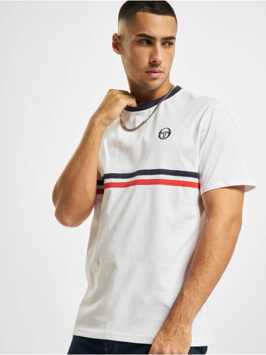 Sergio Tacchini T-Shirt Friday blanc
