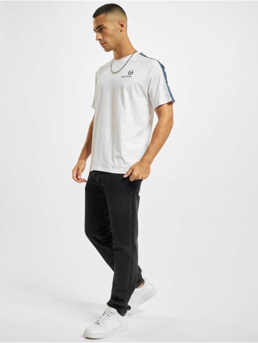 Sergio Tacchini T-Shirt Figaro blanc