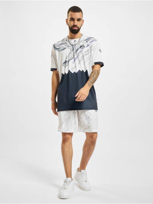 Sergio Tacchini T-Shirt Liquify blanc