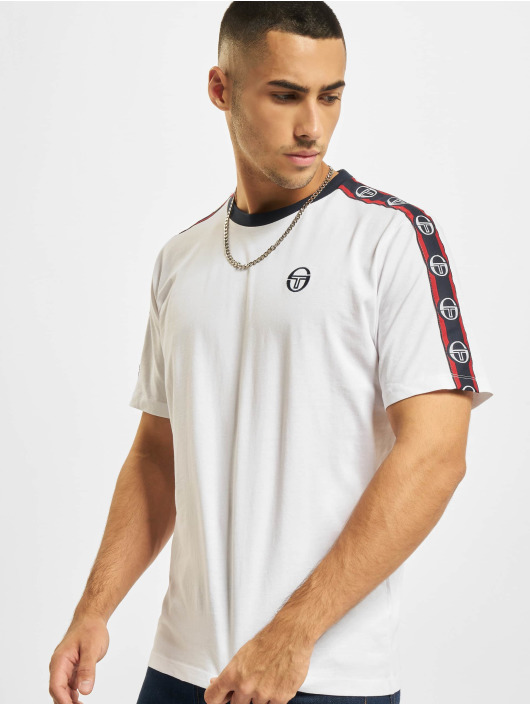 Sergio Tacchini T-Shirt Dahoma blanc
