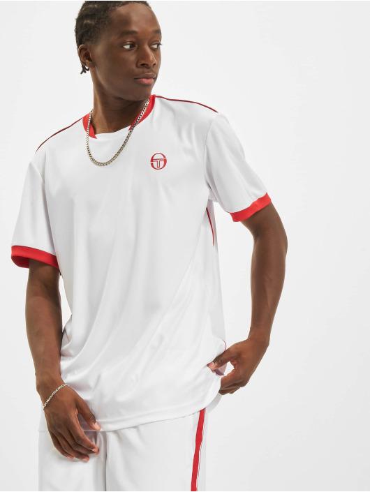 Sergio Tacchini T-Shirt Club Tech blanc