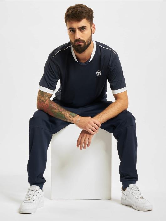 Sergio Tacchini T-Shirt Club Tech blau