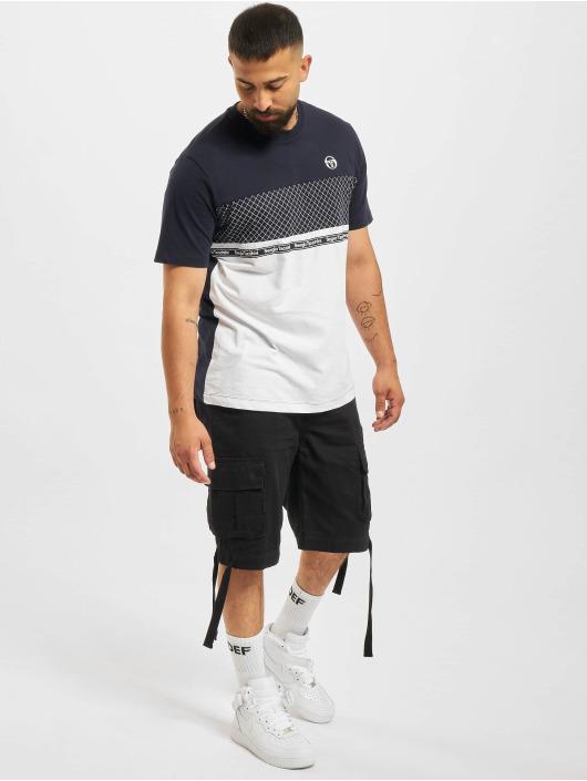 Sergio Tacchini T-Shirt Noden blau