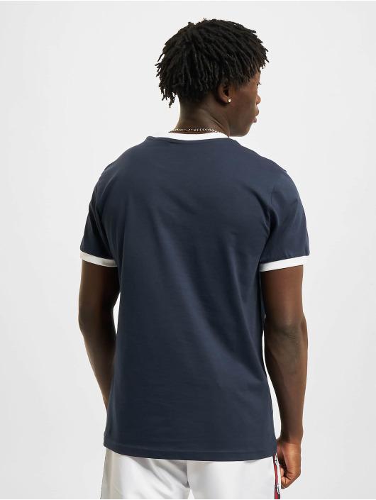 Sergio Tacchini t-shirt Supermac 3 Archivio blauw