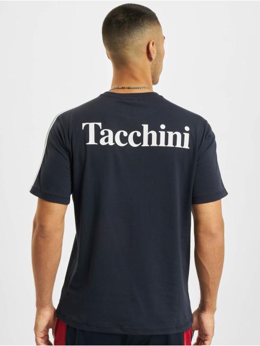 Sergio Tacchini t-shirt Dalilo blauw