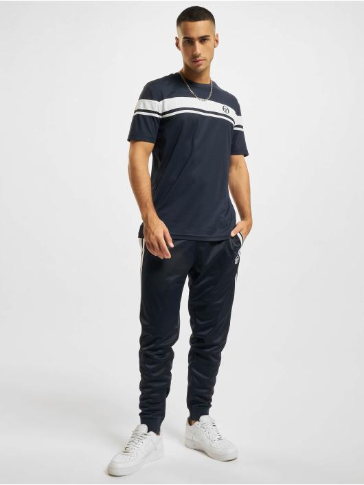 Sergio Tacchini T-Shirt Young Line Pro Y/Dyed bleu