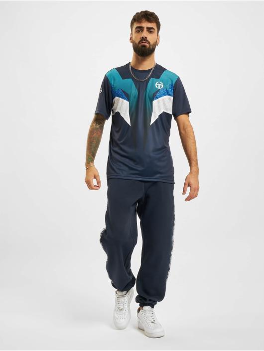 Sergio Tacchini T-Shirt Hawk bleu