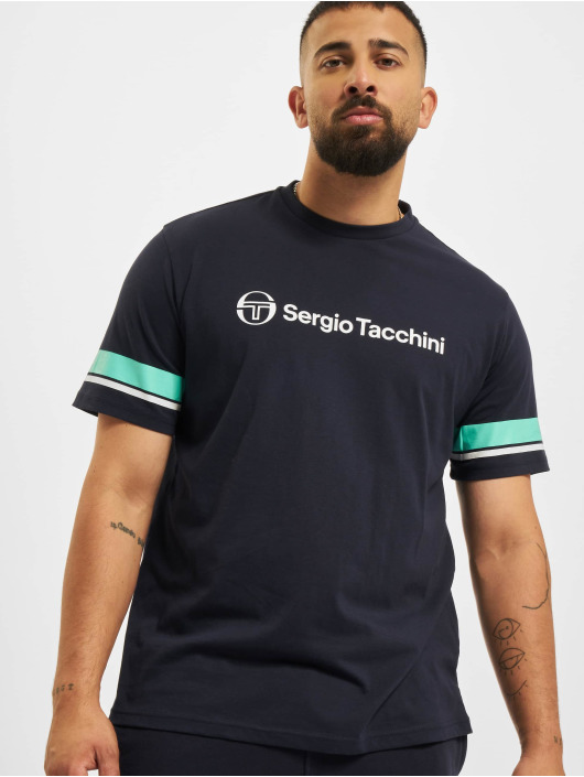 Sergio Tacchini T-Shirt Abelia bleu